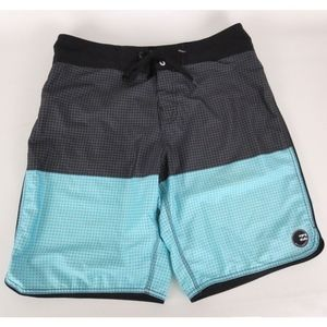 Billabong Swim - Billabong Platinum X PX3 Sz 34 Board Shorts Check